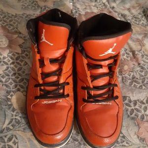 Nike air jordan flight red/black 372704-601